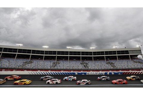 NASCAR Coca-Cola 600: Live updates with rain delay 50 laps ...