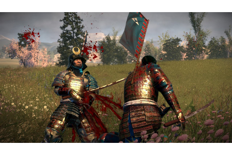Shogun 2: Total War Blood Pack Gameplay 1080p - YouTube