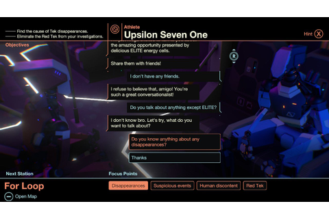 Subsurface Circular (Switch eShop) News, Reviews, Trailer ...