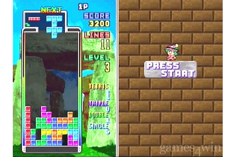 Tetris Plus Download on Games4Win