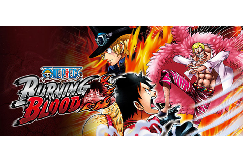 One Piece Burning Blood Save Game | Manga Council