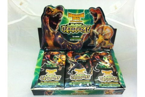 Dinosaur King Game Cards | eBay