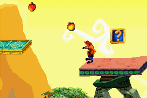 Play Crash Bandicoot Fusion Online - Play Game Boy Advance ...