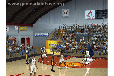 NCAA College Basketball 2K3 - Microsoft Xbox - Games Database