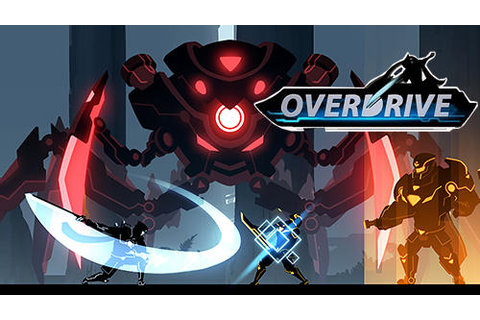 Overdrive - Ninja Shadow Unlimited Gems MOD APK Download