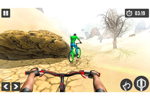MTB Downhill Cycle Race (by Grace Games Studios) Android ...