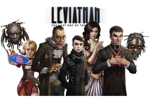Leviathan: The Last Day of the Decade on Steam - PC Game ...