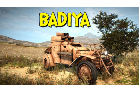 Badiya - The New Open World - WWII Style MMO Survival ...