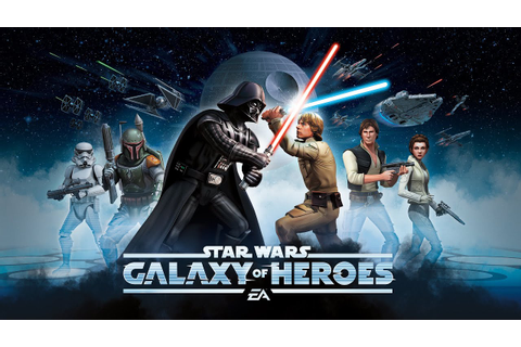 Star Wars: Galaxy of Heroes Official Announce Trailer ...