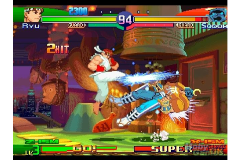 Download Street Fighter Alpha 3 Full version Pc Game ...