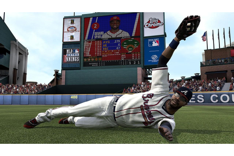 Live: Watch the First Ever MLB 15 The Show PS4 Gameplay ...