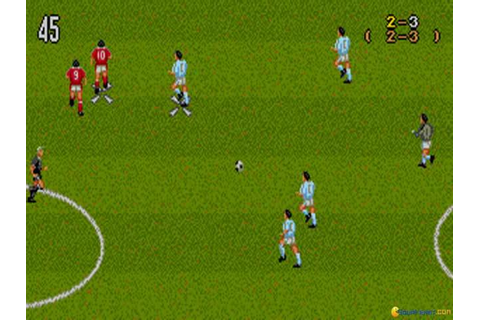 Manchester United Europe (1991) - PC Game