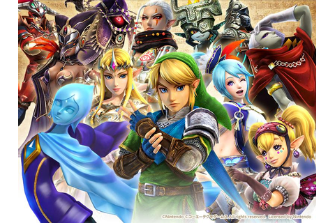 Lots of new Hyrule Warriors details - Nintendo Everything