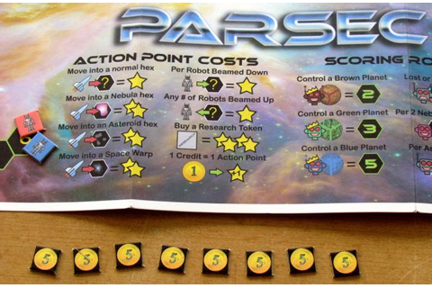 Review: PARSEC - conquer part of the universe | DeskoveHry ...