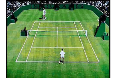 International Tennis Open by Infogames on Philips CD-i ...
