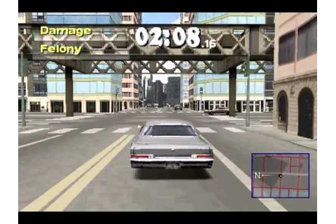 Driver 2 Gameplay Missions Part 1 - Chicago - YouTube