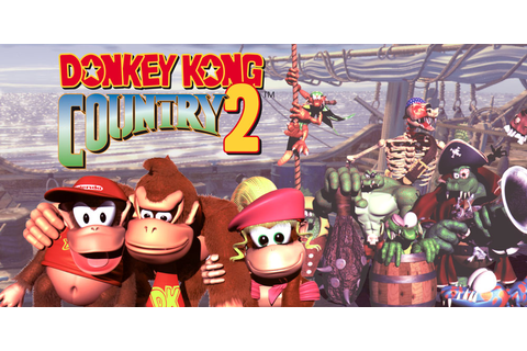 Donkey Kong Country 2: Diddy's Kong Quest | Super Nintendo | Games ...