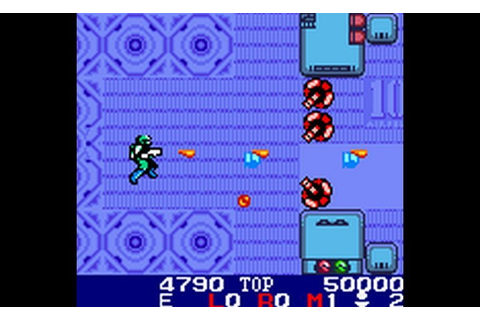 Play Space Marauder (USA) • Game Boy Color GamePhD