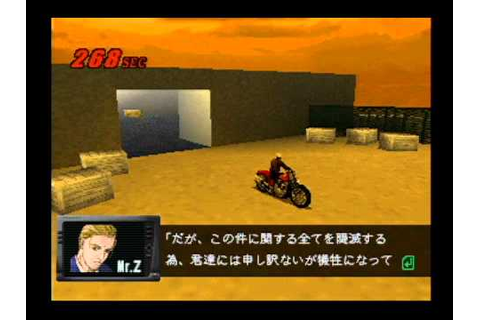 Playstation - Runabout 2 mission #13 gameplay - YouTube