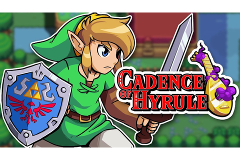 Cadence of Hyrule Feat. The Legend of Zelda - FULL GAME ...