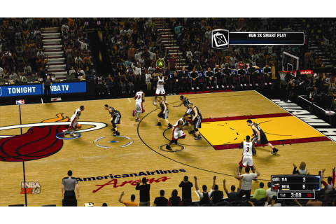 NBA 2K14 Screenshots - Video Game News, Videos, and File ...