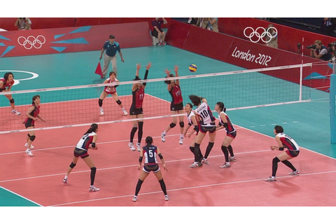 Women's Volleyball - Japan v Korea - Bronze Medal Match ...