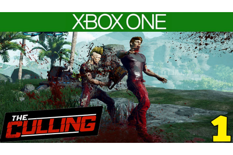 THE CULLING XBOX ONE - BRAND NEW PVP SURVIVAL GAME! HUNGER ...