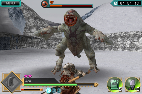 MONSTER HUNTER Dynamic Hunting - (by CAPCOM) [v1.01 - new ...