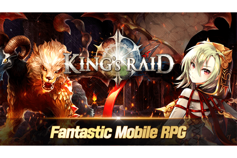 Download King's Raid on PC with BlueStacks
