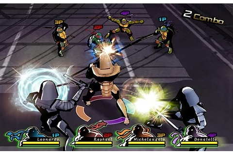 Teenage Mutant Ninja Turtles Mutant Melee Game - Top Games ...