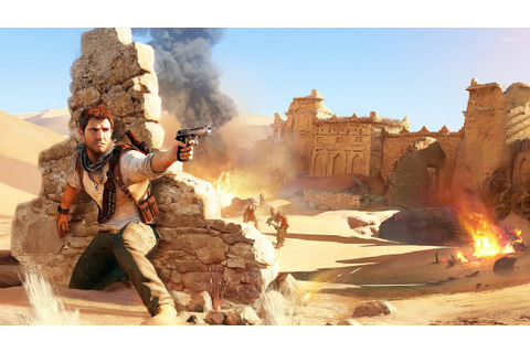 Uncharted 3 L'illusion de Drake Remastered - Partie 4 ...