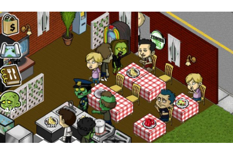 Free App of the Day: Zombie Cafe