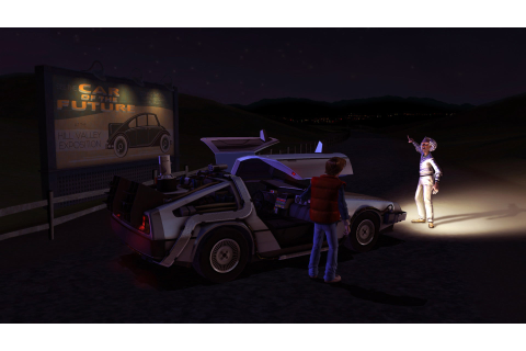 Download Free Back to the future the game Game Full Version