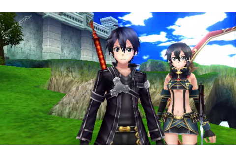 Sword Art Online:Infinity Moment~ Floor 97 Kirito Vs ...