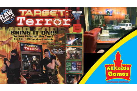 Let's Play - Target Terror - YouTube
