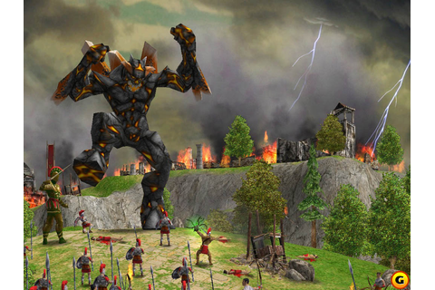 Age Of Mythology PC Game Download Free Full Version