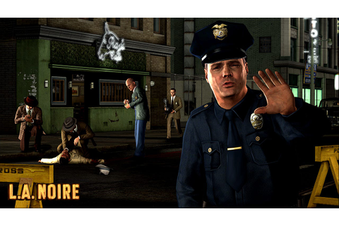 'LA Noire' for Nintendo Switch, Xbox One, PlayStation 4 ...