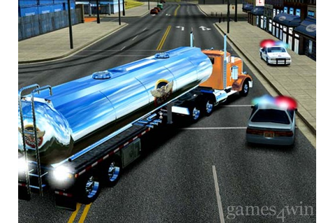 18 Wheels of Steel: Pedal to the Metal. Download and Play ...