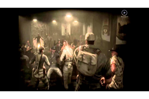 Brothers In Arms Furious 4 gameplay HD - YouTube