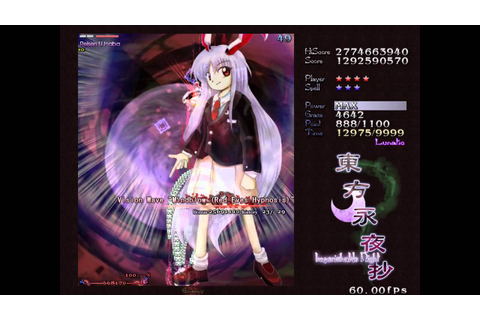 touhou 8 imperishable night full game free pc, download ...