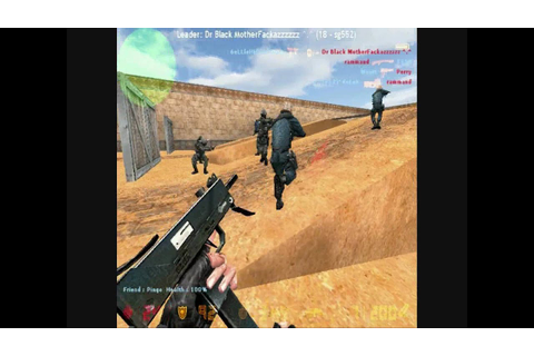 counter strike condition zero gun game gameplay 1 - YouTube