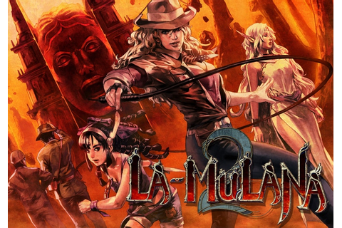 La-Mulana 2 by Playism Games —Kickstarter