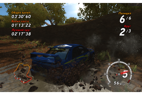 Sega Rally Revo Game - Free Download Full Version For PC