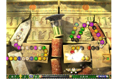 Luxor 2 > iPad, iPhone, Android, Mac & PC Game | Big Fish