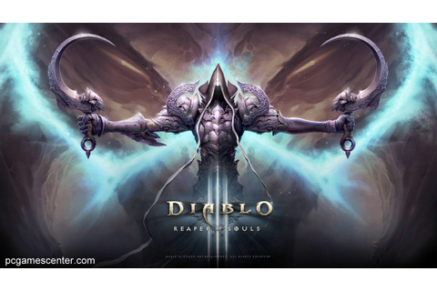 Diablo 3: Reaper of Souls Pc Game Free DownloadPC Games Center