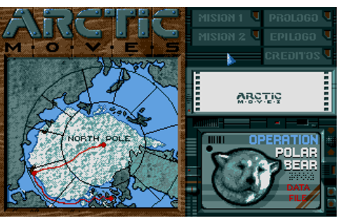 Download Arctic Moves - My Abandonware