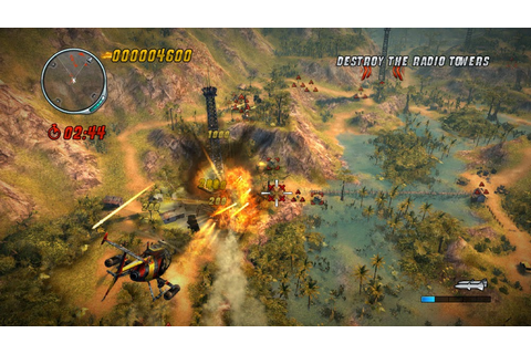 Thunder Wolves Game - Free Download Full Version For Pc