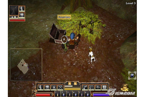 Fate: Undiscovered Realms Screenshots, Pictures ...