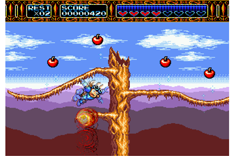 Download Rocket Knight Adventures (Genesis) - My Abandonware