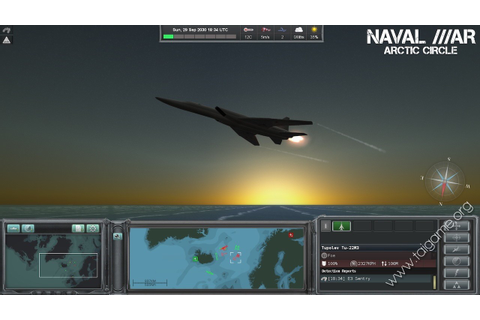 Naval War: Arctic Circle - Download Free Full Games ...